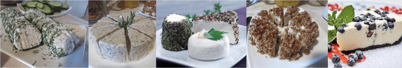 Fermentation Kurs - Modul 4 - Vegan Nuss Käse