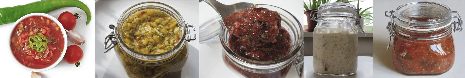 Fermentation Kurs - Modul 6 - Chutneys und Salsas
