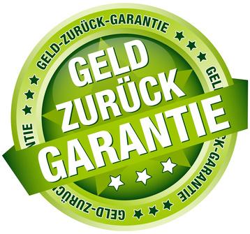 Geld-zurück-Garantie Logo