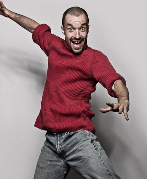 Rafael Järmann springt in die Luft